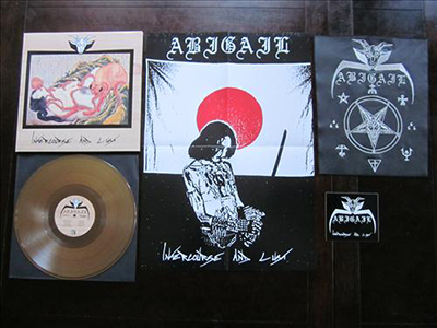 Abigail Intercourse & Lust Vinyl