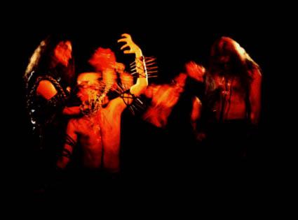 Bestial Warlust - Band