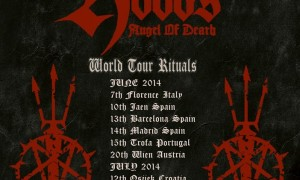 Hobbs Angel Of Death World Tour