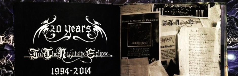 EMPEROR - In The Nightside Eclipse 20th Anniversary Edition